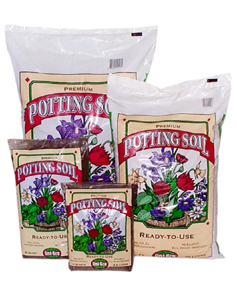Uni-Gro Potting Soil 4 qt. bag