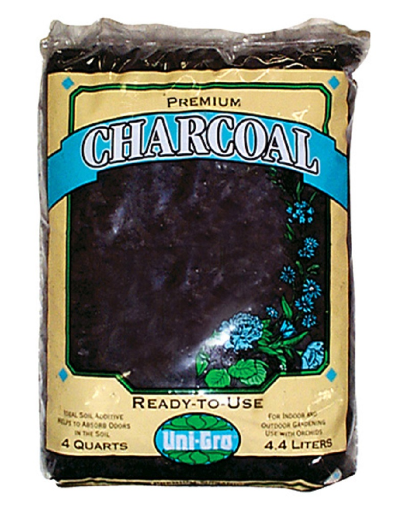 Uni-Gro Charcoal  4 qt bag