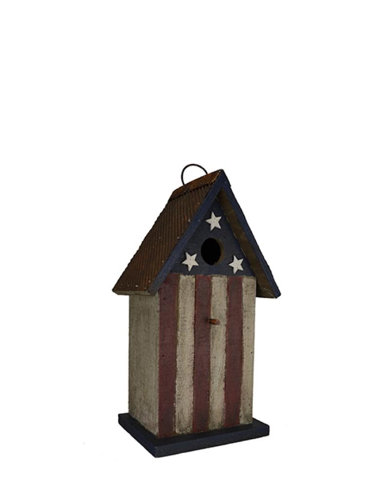 Americana Birdhouse