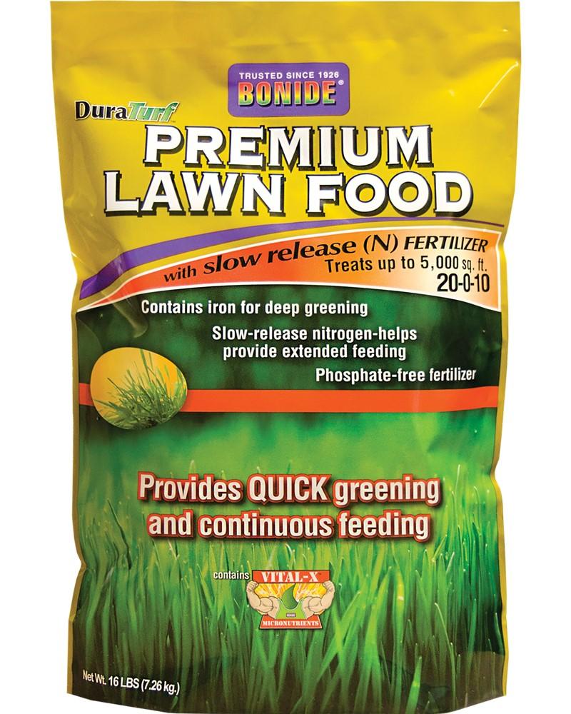 DuraTurf Premium Lawn Food, 16lbs