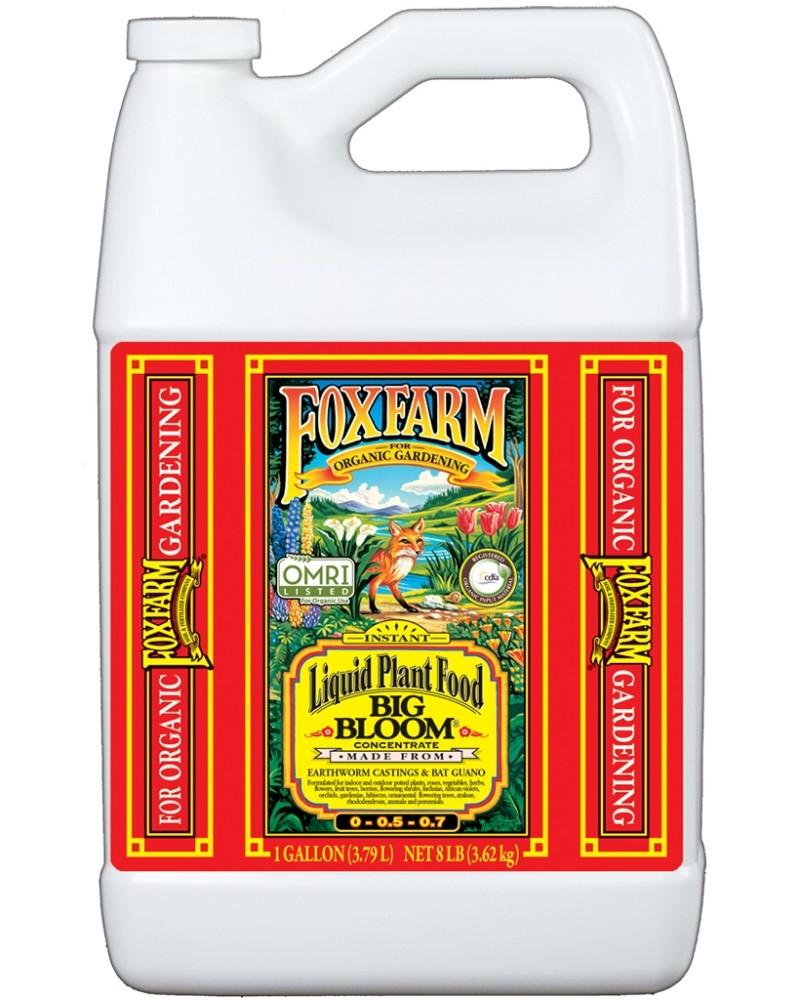 FoxFarm Big Bloom Gallon Organic (0-0.5-0.7)