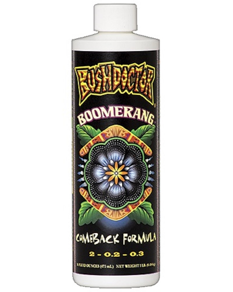 FoxFarm Bush Doctor Boomerang Pint (2-0.2-0.3)
