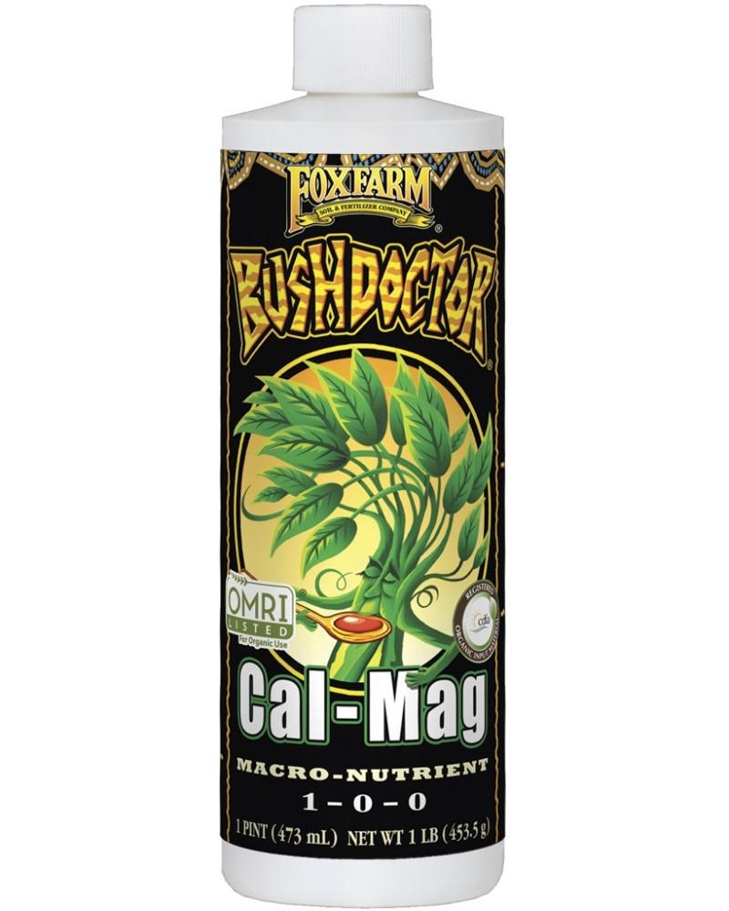 FoxFarm Bush Doctor Cal-Mag Pint Organic (1-0-0)