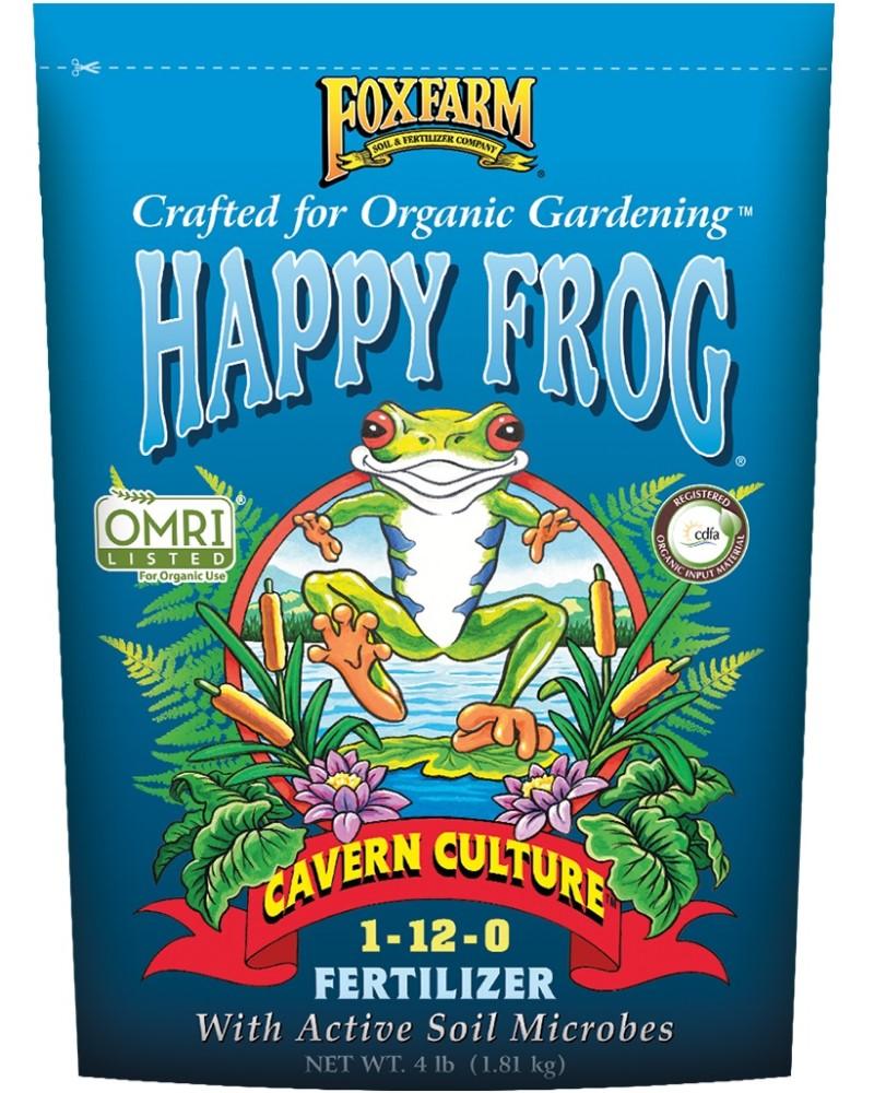 FoxFarm Cavern Culture 4lb Organic (1-12-0)