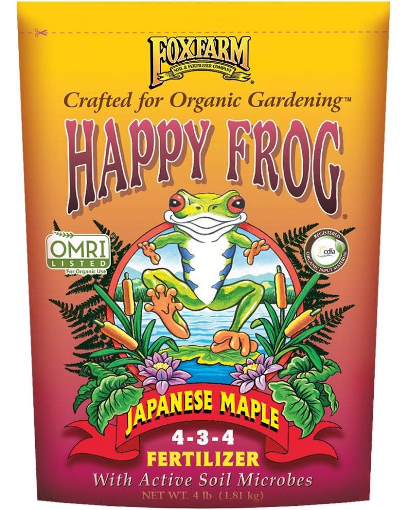 FoxFarm Japanese Maple 4lb Organic (4-3-4)