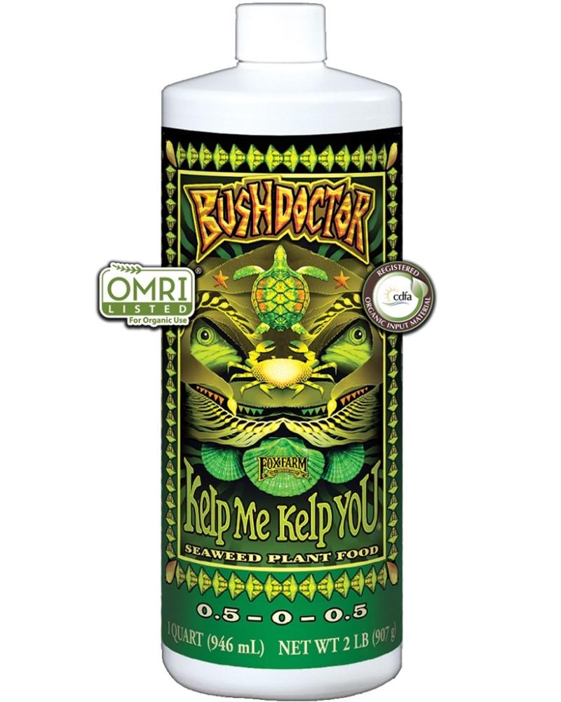 FoxFarm Kelp Me Kelp You Quart Organic (0.5-0-0.5)
