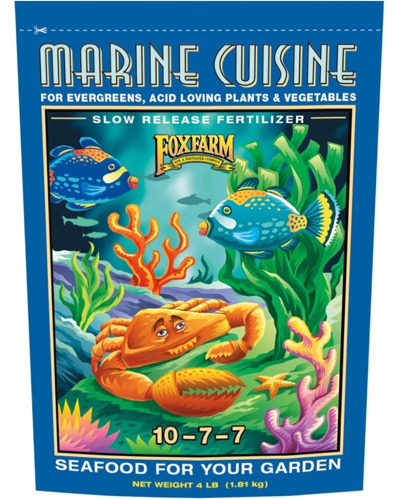 FoxFarm Marine Cuisine 4lbs (10-7-7)