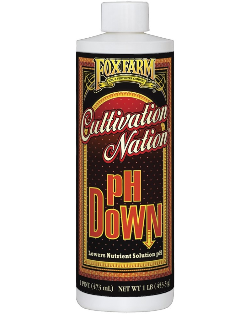 FoxFarm pH Down Pint