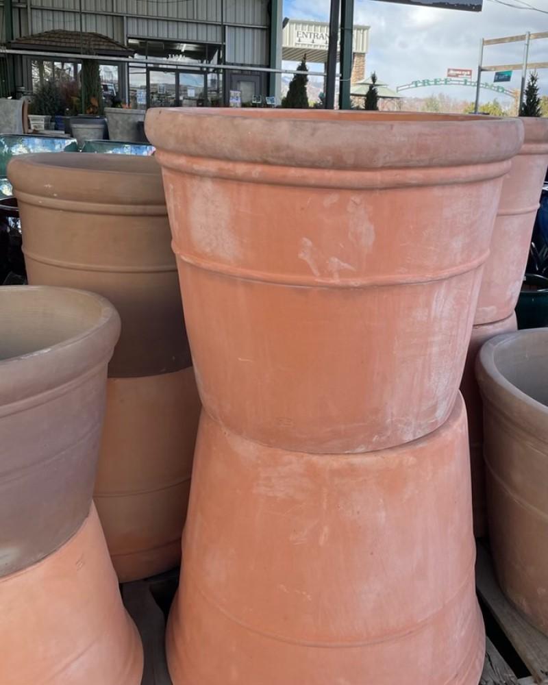 "Terracotta Pot 22""X20"""