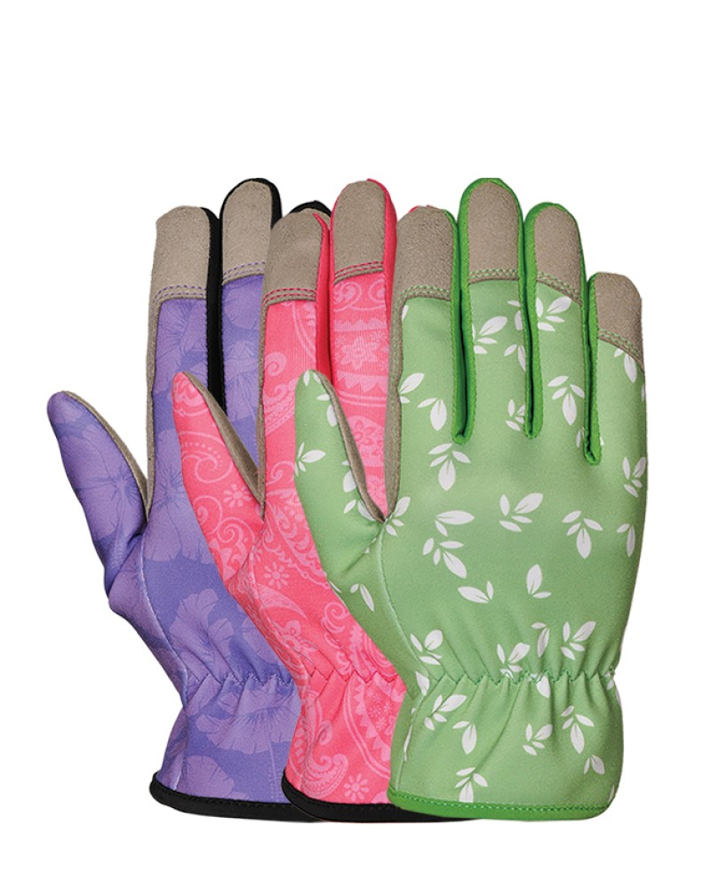 Performance Synthetic Palm Gloves Large