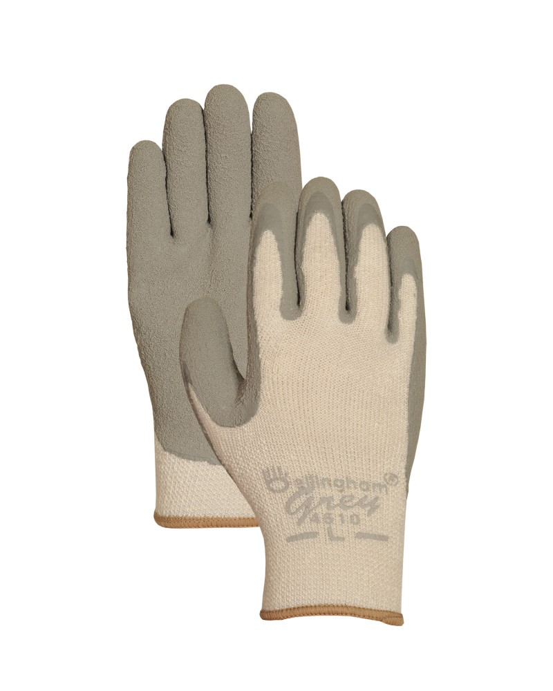 Thermal Gray Gloves Large