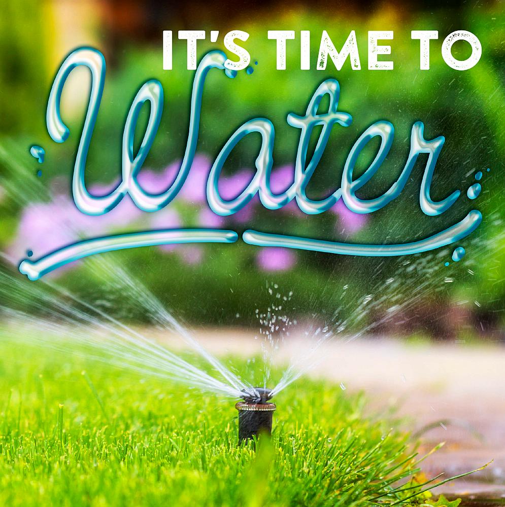 Irrigation Turn On