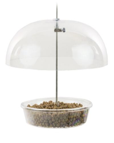 Dinner Bell Seed And Cylinder Feeder
