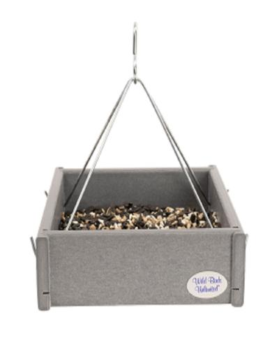 FeatherWeight Eco Hanging Tray Feeder